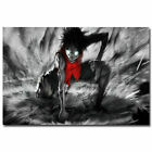 12986 One Piece Strong World Anime Monkey D Luffy Fight WALL PRINT POSTER DE
