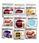 Tassimo T Discs / Coffee Pods -Americano Oreo Costa Cappuccino Pack of 3