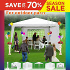 Gazebo Event Shelter Marquees Festivals Garden Camping Tent Portable Sun Shelter
