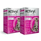 Kyпить Activyl Topical Flea Treatment for Small Cats Over 2-9lbs (3pk or 6pk) на еВаy.соm