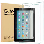 """2 Pack Tempered Screen Protector For Amazon Kindle fire 7""""/ HD 8""""/ HD 10"""" Tablet"""