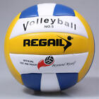 REGAIL Official Size Volleyball Training Racing Competition volleyball Soft Ball