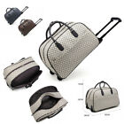Designer Weekend Bag Unisex Trolley Holdall Hand Luggage Holiday Handbag M101-13