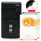 UPGraded URS2GO 4020mAh Li-ion Battery or Charger for LG K7 K330 MS330 BL-46ZH