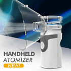 New Portable Ultrasonic Nebulizer Atomiser Child Adults Inhalers for Asthma COPD $23.99 USD on eBay