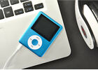 "32GB MP3 MP4 4th Generation Music Media Player 1.8"" LCD SCREEN Portable FM Radio"