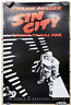 rare SIN CITY A DAME TO KILL FOR ~ vintage 1993 promo mini poster ~ Frank Miller
