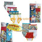 NEW IN PACKAGE Dreamworks Big Boys' Captain Underpants 5 Pack Brief Size 4, 6, 8
