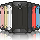 Shockproof Hybrid Rubber Rugged Back Case Cover For Samsung Galaxy J3 2017 2018