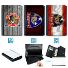 Florida Panthers Leather Women Wallet Purse Card ID Coin Holder $13.99 USD on eBay