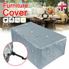 Large Waterproof Rattan Cube Cover Outdoor Garden Furniture Dust-proof 8 Size Uk