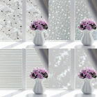 Waterproof Frosted Glass Home Bedroom Bathroom Tint Privacy Window Film Sticker