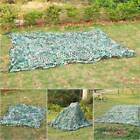 Jungle Filet de Camouflage net 7m/ 5m/ 3m Chasse Camping militaire Forêt hide FR