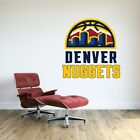 Denver Nuggets Logo Wall Decal Basketball NBA Decor Sport Art Vinyl Sticker on eBay