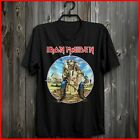 New Iron Maiden Legacy Of The Beast Tour 2019 T-Shirt Black Cotton Limited Tee image