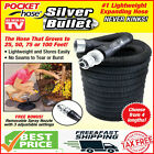 Pocket Hose Silver Bullet Expandable Water Hose As Seen On TV - 25'50'75'100'