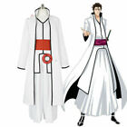 Bleach Cosplay Aizen Sousuke Suit Cosplay Costume Custom Made