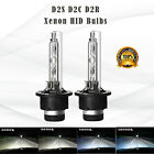 2X 35W D2S Bulbs D2C D2R 5000K 6000K 8000K 10000K HID Xenon Headlight Lights $9.99 USD on eBay
