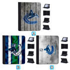 Vancouver Canucks Leather Flip Case For iPad 1 2 3 4 Mini Air Pro 9.7 10.5 $20.99 USD on eBay