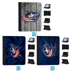 Columbus Blue Jackets Leather Flip Case For iPad 1 2 3 4 Mini Air Pro 9.7 10.5 $20.99 USD on eBay