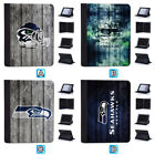 Seattle Seahawks Leather Flip Case For iPad 1 2 3 4 Mini Air Pro 9.7 10.5 $20.99 USD on eBay