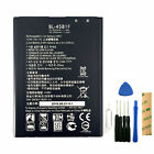 For LG V10 F600 Replacement Battery BL-45B1F BAK-110 Tool
