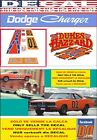DECAL DODGE CHARGER 1969 GENERAL LEE THE DUKES OF HAZZARD (12)