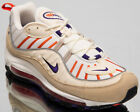 Nike Air Max 98 Mens Sail Casual Lifestyle Sneakers Shoes 640744-108