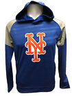 New York Mets Youth Boys Clubhouse Pullover Hooded Sweatshirt - Blue on Ebay