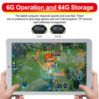 10.1 Inch Android 8.0 Ten-Core Tablet PC 64GB WIFI Bluetooth HD Touch Screen Pop