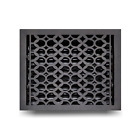 "Sand Casted, Hand Crafted, Floor Register Cast Iron 13"" x 13"" – Floor Duct Cover"