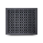 Cast Iron Floor Register (12 x 14) Inch – Floor Duct Cover with Metal Dampers