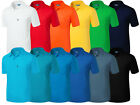 New Mens Cooling Daily 12 Colors Polo Pique Collar Casual T-Shirts T305 XS-2XL