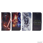 Star Wars PU Leather Case/Cover for iPhone 5/5s/SE/6/6s/7 + Screen protector $17.64 CAD on eBay