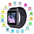 NEW SMART WATCH WITH MIC CAMERA TEXT CALL FOR SAMSUNG IPHONE LG MOTOROLA MOTO
