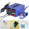 853D 2A Soldering Station 3 In 1 SMD Soldering Iron Heat Air Gun Welding Tools