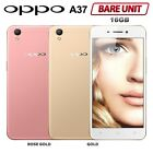 New Sim-free Unlocked Oppo A37 2gb/16gb Gold Rose Gold Android Smartphone