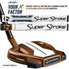 New Spider X Putter Copper/White Custom - Length Lie & Grip Left Hand