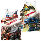 TRANSFORMERS WARRIOR Licensed Adult Men's Graphic Tank Top Sleeveless Tee SM-3XL