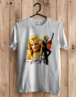 Rare Vintage 90's 1994 Dolly Parton T-Shirt Music Limited Tee Cotton Tee Reprint image