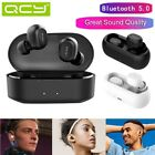 QCY T1C/T2C TWS BT5.0 Mini Earbuds True Wireless Twins Stereo Earphone Sport MIC