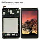 For Asus Memo Pad7 ME176 ME176C ME176CX K013 LCD Display Touch Digitizer+Frame