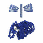 22 Piece Back to School Hair Accessories Set for Girls - Colour Options