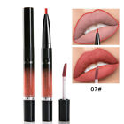 Beauty Smooth Waterproof Lip Gloss Double Head Liquid Lipstick Lip liner Pen