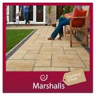 CONCRETE PAVING FLAGS MARSHALLS HERITAGE PAVESYS 450X450X38MM