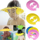 Kyпить Kids Baby Shower Hat Hair Ear Shield EVA Shampoo Water Cap Waterproof Bathing на еВаy.соm