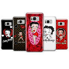 Betty Boop Cute Retro sexy Hearts Classy lady Phone case cover fit for Samsung £6.49 GBP on eBay