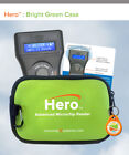 NEW Hero Universal Microchip Reader/Scanner by Microchip ID (Green or Black)