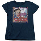 Betty Boop ON BROADWAY boop Theatre Licensed Women's T-Shirt All Sizes $35.38 AUD on eBay