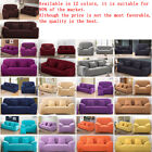 Stretch Chair Sofa Cover Seater Elastic Couch Protector Cover Durable Slipcover
